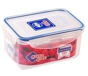 Контейнер пластиковый прямоугольный для пищевых продуктов, 0,8 л, Good&Good