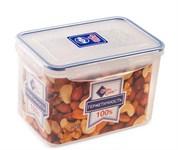 Контейнер пластиковый прямоугольный для пищевых продуктов, 2,2 л, Good&Good