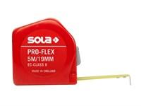 "Рулетка 5 м/19 мм ""Pro-Flex"" PF 5m SOLA"