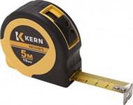 Рулетка измерительная 5м/19мм, жёлт.лента, корпус 2К KERN