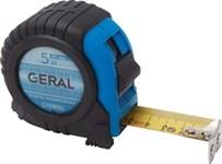 Рулетка измерительная 3м/19мм, жёлт.лента, магн.захват, корпус 2К GERAL