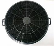 Фильтр угольный D 198 мм для кухонной вытяжки вытяжки универсальный