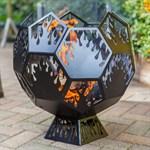 Чаша для костра-уличный камин «Языки пламени»