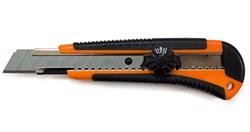 Нож пистолетный с выдвижным лезвием 18мм STARTUL PROFI