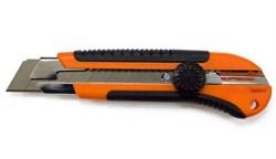 Нож пистолетный с выдвижным лезвием 25мм STARTUL PROFI
