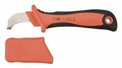 Нож монтерский диэлектрический (1000В), рукоятка 2К NEO