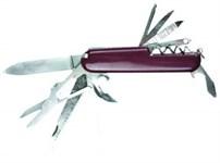 Нож перочинный, мультитул, 13 функций TopTools