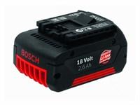 Аккумулятор Bosch GBA 18 В 2,6 Аh Li-Ion M-C Professional