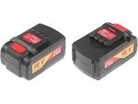 Аккумулятор WORTEX BL 1820 18.0 В, 3.0 А/ч, Li-Ion