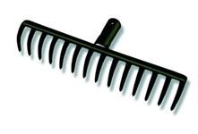 Грабли мет. с прямыми зубьями 16 зуб. ГПш-16