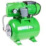 Станция водоснабжения автоматическая ECO GFI-904 (бак сталь, корпус насоса чугун , 900 Вт, 3100 л/ч, 5 атм, бак 24 л)