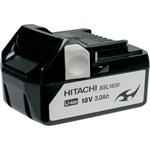 Аккумулятор HITACHI BSL 1830 (18.0 В, 3.0 А/ч), Li-Ion