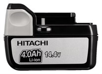 Аккумулятор HITACHI BSL 1840 (18.0 В, 4.0 А/ч), Li-Ion