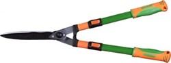 Кусторезы, телескопические ручки, 660-860мм, тефлон, ECOTEC