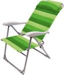 """Кресло-шезлонг складное """"NIKA"""" Зеленый"""