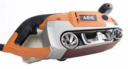 Ленточная шлифовальная машина AEG HBS 1000 E (1010 Вт, лента 75х533 мм)
