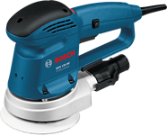 Эксцентриковая шлифмашина BOSCH GEX 125 AC
