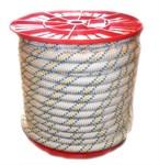 Веревка страховочная статич. 10 мм (бухта 100 м)