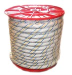 Веревка страховочная статич. 11 мм (бухта 100 м)