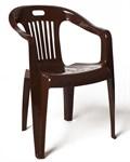 """Пластиковый стул-кресло """"Комфорт-1"""" (780х530х500) мм"""