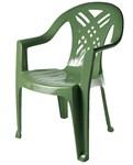 """Пластиковый стул-кресло """"Престиж-2"""" (840х600х660) мм"""