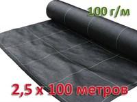 Агроткань 100 гр/м 2,5х100 м