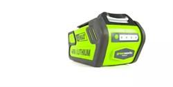 Литий-ионный аккумулятор GreenWorks G40B4 (40 В, 4.0 А*ч)