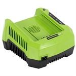 Зарядное устройство GreenWorks Pro G80C (80 В, 2,5 А, 2.0 - 4,0 А*ч)