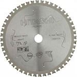 Пила дисковая по металлу 185х20 мм, 48 зуб., для резки стали, HITACHI
