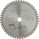 Пила дисковая по металлу 185х20мм, 48 зуб., для резки нерж. стали INOX, HITACHI