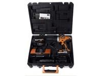 Аккумуляторный дрель-шуруповерт AEG BS 18 C Li-402C compact (4,0 Ач, 18,0 В, 60 Н·м) Li-Ion