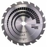 Диск пильный 315х30 мм 20 зуб. по дереву CONSTRUCT WOOD BOSCH (переменный зуб)