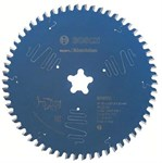 Диск пильный по алюминию 190хFastFix мм, 58 зубов EXPERT FOR ALUMINIUM BOSCH (твердоспл. зуб)