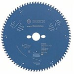 Диск пильный 260х30 мм 80 зуб. по алюминию EXPERT FOR ALUMINIUM BOSCH (твердоспл. зуб)