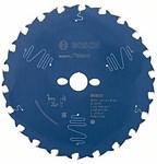 Диск пильный 254х30 мм 22 зуб. по дереву EXPERT FOR WOOD BOSCH (твердоспл. зуб)