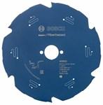 Диск пильный 210х30/25,4 мм 6 зуб. по гипсокартону EXPERT FOR FIBER CEMENT BOSCH (переменный зуб)