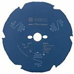 Диск пильный 250х30/25,4 мм 6 зуб. по гипсокартону EXPERT FOR FIBERCEMENT BOSCH (переменный зуб)