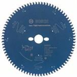Диск пильный 254х30 мм 80 зуб. по ламинату EXPERT FOR HIGH PRESSURE LAMINATE BOSCH (твердоспл. зуб)