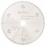 Диск пильный 254х30 мм 80 зуб. универсальный BEST FOR MULTIMATERIAL BOSCH (твердоспл. зуб)