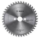 Диск пильный 254х30 мм 80 зуб. универсальный MULTIMATERIAL ECO BOSCH (твердоспл. зуб)
