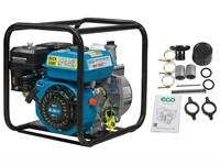 Мотопомпа бензиновая ECO WP-702C (для слабозагрязненной воды, 4 кВт, 700 л/мин)