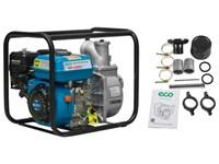 Мотопомпа бензиновая ECO WP-1203 C (для слабозагрязненной воды, 5 кВт, 1200 л/мин)