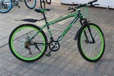"""Велосипед JANOW """"PAOFEI"""" (колеса 26 дюймов, 21 скорость, дисковые тормоза передний и задний)"""