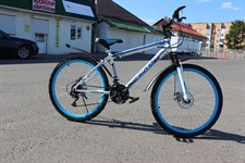 """Велосипед JANOW """"PAOFEI"""" 004 (колеса 26"""", 21 скорость, дисковые тормоза передний и задний)"""