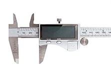 Штангенциркуль 150 мм, цифровой, метрич. и дюймовая шкала, точность 0,02 мм, большой экран KERN