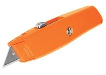 Нож строительный 0511, 19 мм, ЦентроИнструмент