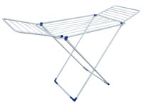 Сушилка для белья напольная складная, 18 м, 172*56*90, серия Stella, бело-синяя, PERFECTO LINEA