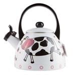 Чайник стальной эмалированный, 2.0 л, серия Счастливые коровы GEIST