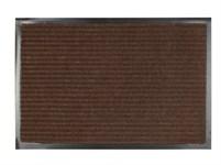 Коврик придверный влаговпитывающий ребристый Tuff коричневый, 400х600 мм, BLABAR