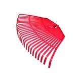 Грабли веерные пластмассовые без черенка 580х340 мм